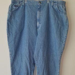 New! Vintage Wrangler Blues Jeans size 26x30